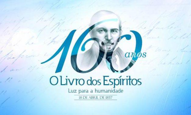 160 anos do Livro dos Espíritos
