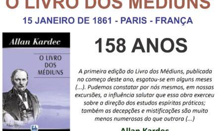 Efemérides Janeiro