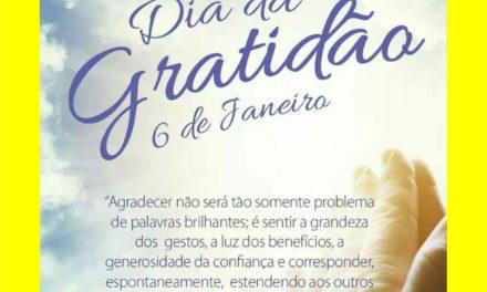Mensagens de Gratidão